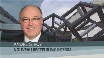 Nomination du recteur par intérim de l'UQTR