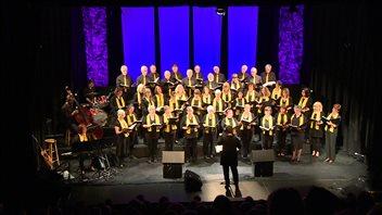 Salle comble au concert «Hommage à Guy Boulianne»