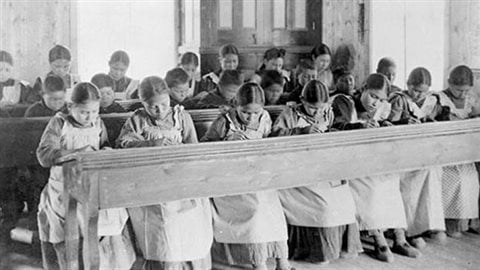 It is estimated that about 150,000 aboriginal, Inuit and Métis children were removed from their communities and forced to attend residential schools.The idea was to remove their aboriginal culture to assimilate them into mainstream white society. The TRC is expected to deem the practice