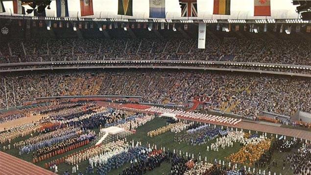 Les Jeux olympiques de Montréal ont eu lieu du 17 juillet au 1er août 1976.