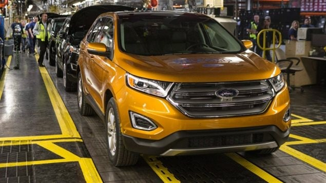 Auto Sales Reaching Record Levels In Canada