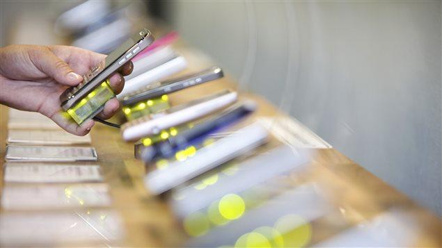 Magasiner son téléphone cellulaire