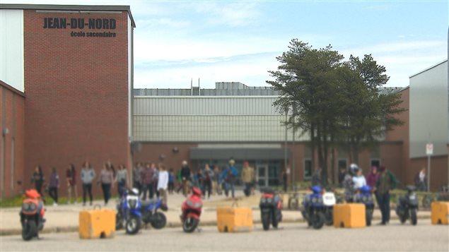 L'école secondaire Jean-du-Nord