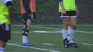 Blessures du genou chez les joueuses, un fléau évitable