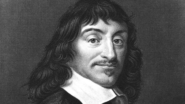 Le philosophe et mathématicien René Descartes
