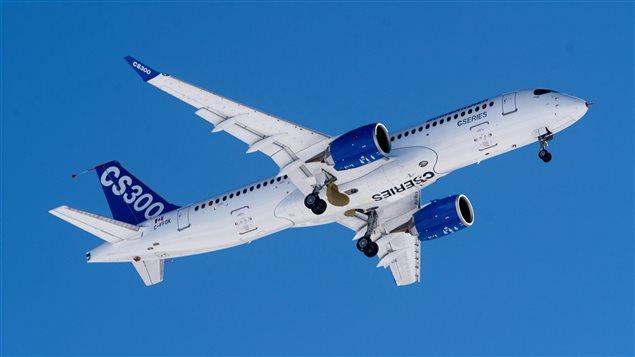 CS300 de Bombardier