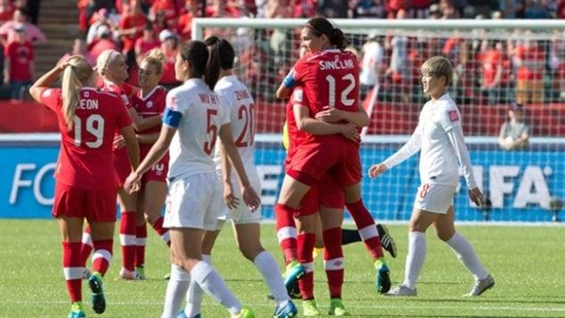 Des tests de genre pour les joueuses de la coupe du monde de soccer f minin - Coupe du monde de foot feminin ...