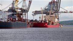 Stratégie maritime bien accueillie à Québec