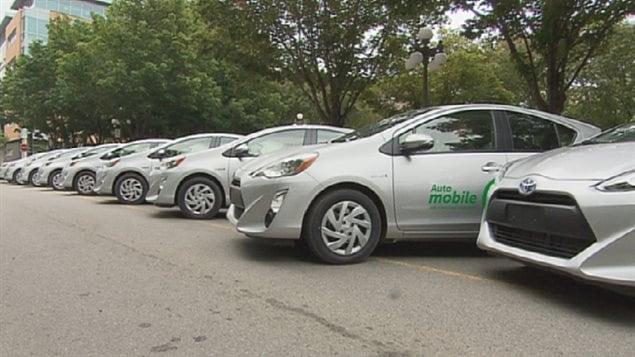 Le service Auto-mobile, déjà en place à Montréal, sera disponible à Québec à compter du 8 juillet.