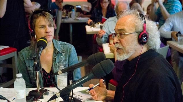 Josée Blanchette et Jean-Pierre Charbonneau