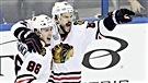 Chicago à une victoire de la Coupe Stanley
