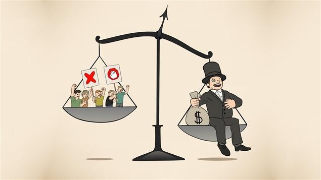 Nos habitudes de consommation contribuent grandement à l'augmentation de l'écart des richesses, explique Jacques Nante