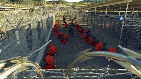 Prison de Guantánamo en 2011
