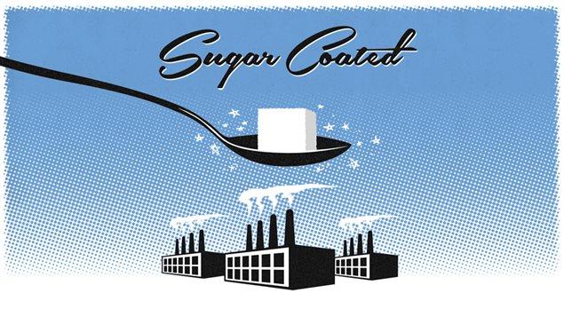L'affiche du documentaire <em>Sugar Coated</em>