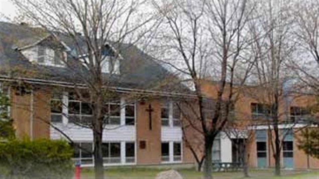 L'école Massé, à Gatineau