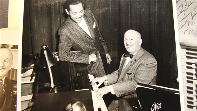 Le pianiste montréalais Willie Eckstein