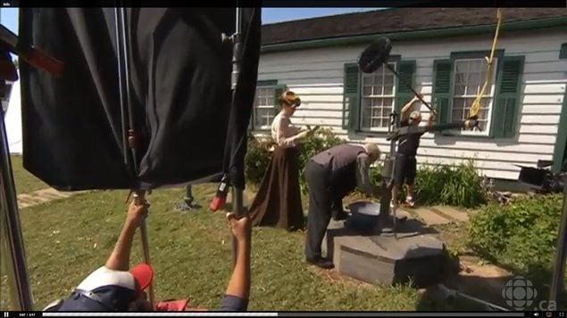 Un nouveau anne la maison aux pignons verts est en for Anne la maison au pignon vert film