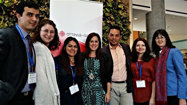 Le Midi trente Ottawa-Gatineau a tenu sa dernière édition à l'université d'été de la francophonie, à l'Université d'Ottawa. (19-06-15)