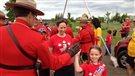 Des centaines de coureurs rendent hommage aux policiers tués à Moncton