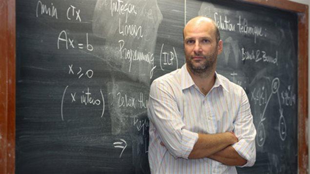 Le chercheur Andrea Lodi