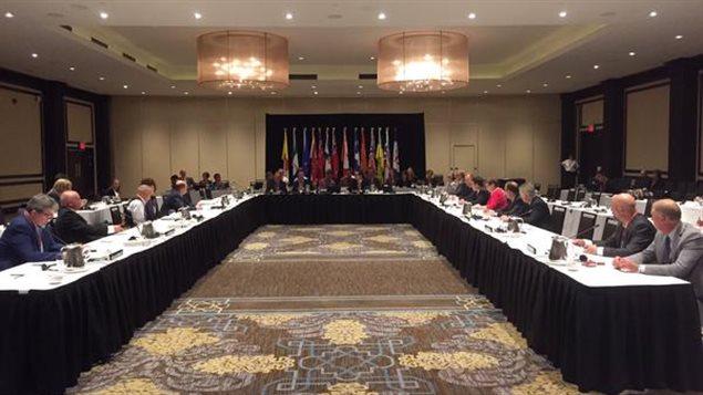 Les ministres de l'Environnement de chaque province et territoire ont fait part de leur conclusion, mardi, à l'issue de la conférence qui s'est tenue à Winnipeg.