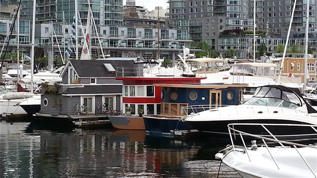 Coal Harbour, Vancouver © Photo : Mylène Briand