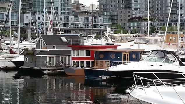 Coal Harbour, Vancouver © Photo : Mylène Briand