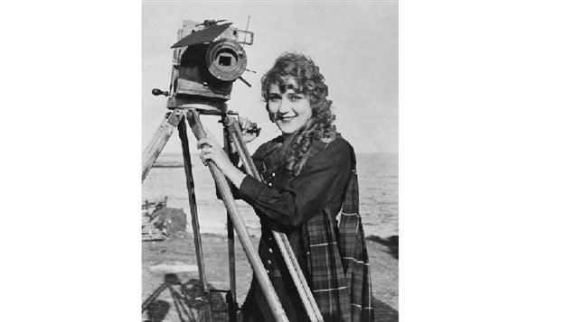 Canadian Gladys Smith in 1916- the most famous and highest paid actress in the world, aka Mary Pickford