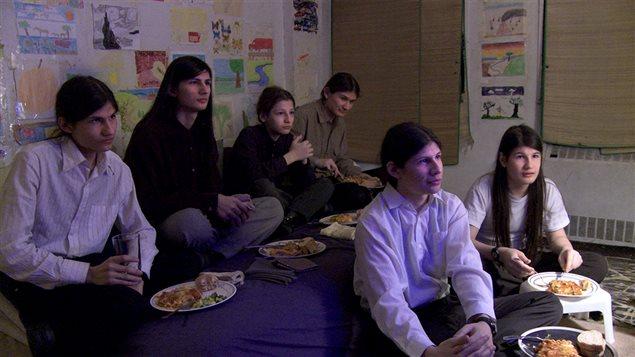 Les six frères du documentaire «Wolfpack»