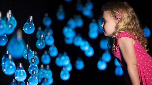 L'exposition 'Porteurs de lumière' à l'Insectarium de l'Espace pour la vie, à Montréal