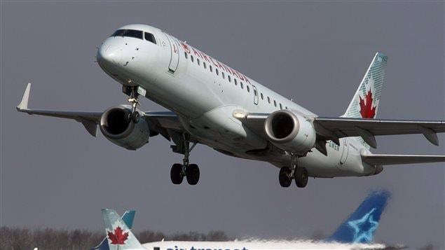 Le vol 189 d'Air Canada a été détourné mercredi vers 19 h.