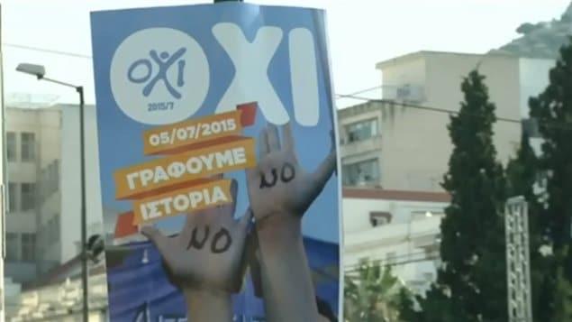 La incertidumbre sigue siendo la nota predominante en Grecia, a dos días del referendo que decidirá si el país acepta -o no- las exigencias de sus acreedores.