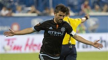 Villa et Saunders bafouent l'Impact