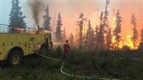 Plus grande évacuation de l'histoire de la Saskatchewan