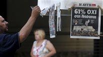 Après le non, trois scénarios pour l'avenir de la Grèce