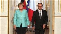 La France et l'Allemagne ouvrent la porte aux discussions avec la Grèce