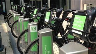 Vélos en libre-serviceà Toronto:expansion prévue pour 2016