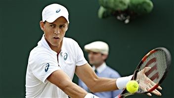 Une place en quart pour Pospisil à Wimbledon