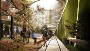 Un nouveau parc dans la ville?