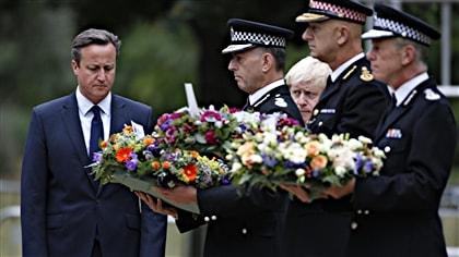 La Grande-Bretagne marque le 10e anniversaire des attentats de Londres
