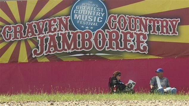 Le Festival de musique country de Craven débute officiellement vendredi