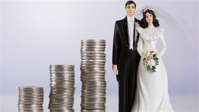 Le mariage: la planification budgétaire est primordiale.