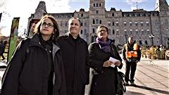 Demande de mandats de grève dans le secteur public au Québec