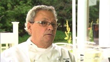 Michel Beaulne, restaurateur, a quitté Oka en 1994 faute de clients.