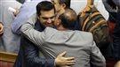 Les élus grecs votent pour la nouvelle proposition du gouvernement Tsipras