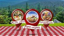Pique-nique gourmand dans les Cantons