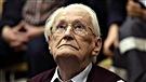 Le «comptable» d'Auschwitz condamné à quatre ans de prison