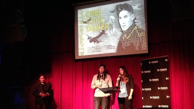 Two young filmmakers, Cowboy Smithx and Alexandra Lazarowich, won first place at the HotDocs Bravo Factual Short Film Pitching Competition, and now have the funding to proceed with the documentary
