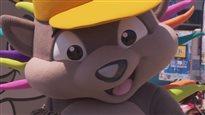 Jeux panam : 15 secrets de la mascotte Pachi