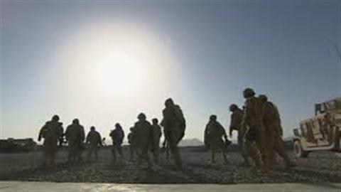 Le nombre d'anciens militaires qui souffrent du syndrome de stress post-traumatique a plus que doublé au Canada depuis la guerre en Afghanistan.